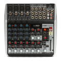 Behringer Xenyx QX1202USB Mixer and USB Audio Interface with Effects