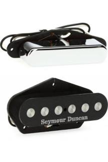 Seymour Duncan Quarter Pound Tele Pickup Set - Black
