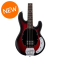 Sterling Ray4 - Ruby Red Burst Satin, Rosewood FingerboardRay4 - Ruby Red Burst Satin, Rosewood Fingerboard