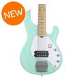 Sterling Ray5 - Mint Green, Maple FingerboardRay5 - Mint Green, Maple Fingerboard