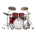 Pearl Music City Custom Reference Series Shell Pack 4-piece Classic - Cranberry Satin SwirlMusic City Custom Reference Series Shell Pack 4-piece Classic - Cranberry Satin Swirl