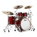 Pearl Music City Custom Reference Pure Shell Pack - 4-piece - Red Onyx WrapMusic City Custom Reference Pure Shell Pack - 4-piece - Red Onyx Wrap