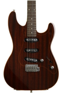 Godin Passion RG-3 - Natural Mahogany, Rosewood FB