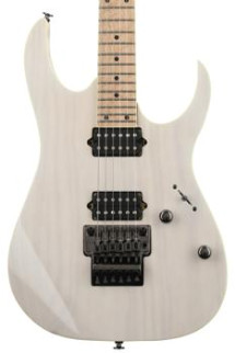 Ibanez RG Prestige RG652AHM - Antique White Blonde