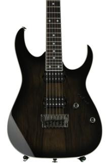 Ibanez RG Prestige RG652LWFX - Anvil Gray Burst