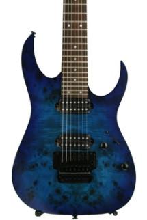 Ibanez RG Series RG7420PB - Sapphire Blue Flat