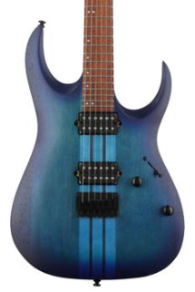Ibanez RGA Series RGAT62 - Sapphire Blue Flat