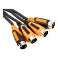 Roland Dual MIDI Cable - 5'Dual MIDI Cable - 5'