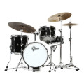Gretsch Drums Renown 4-piece Jazz Shell Pack with Matching Snare - Piano BlackRenown 4-piece Jazz Shell Pack with Matching Snare - Piano Black