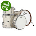 Gretsch Drums Renown 4-piece Jazz Shell Pack with Matching Snare - Vintage Pearl