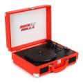 Rock N Rolla Junior Briefcase Turntable - RedJunior Briefcase Turntable - Red