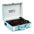 Rock N Rolla Premium Briefcase Turntable - TealPremium Briefcase Turntable - Teal