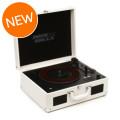 Rock N Rolla XL Briefcase Turntable - WhiteXL Briefcase Turntable - White
