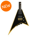 Jackson RR24 X Series Rhoads - Black with Yellow BevelsRR24 X Series Rhoads - Black with Yellow Bevels