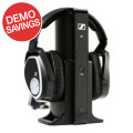 Sennheiser RS 165 RF Wireless Headphone System, Over Ear, Closed-back