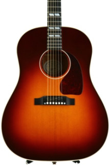 Gibson Acoustic J-45 Progressive - Autumn Burst