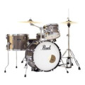 Pearl Roadshow 4-piece Complete Drum Set with Cymbals - Bronze MetallicRoadshow 4-piece Complete Drum Set with Cymbals - Bronze Metallic