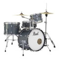 Pearl Roadshow 4-piece Complete Drum Set with Cymbals - Charcoal MetallicRoadshow 4-piece Complete Drum Set with Cymbals - Charcoal Metallic
