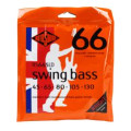 Rotosound RS665LD Swing Bass 66 Stainless Steel Roundwound Long Scale 5-String Bass Strings