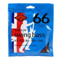Rotosound RS665LDN Swing Bass 66 Nickel Roundwound Long Scale 5-String Bass StringsRS665LDN Swing Bass 66 Nickel Roundwound Long Scale 5-String Bass Strings