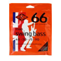 Rotosound RS66S Swing Bass 66 Stainless Steel Roundwound Short Scale Bass StringsRS66S Swing Bass 66 Stainless Steel Roundwound Short Scale Bass Strings