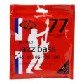 Rotosound RS775LD Jazz 77 Monel Flatwound Long Scale 5-String Bass StringsRS775LD Jazz 77 Monel Flatwound Long Scale 5-String Bass Strings