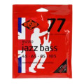 Rotosound RS77LD Jazz 77 Monel Flatwound Long Scale Bass StringsRS77LD Jazz 77 Monel Flatwound Long Scale Bass Strings