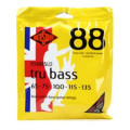 Rotosound RS885LD Tru Bass 88 Black Nylon Tapewound Long Scale 5-String Bass StringsRS885LD Tru Bass 88 Black Nylon Tapewound Long Scale 5-String Bass Strings