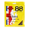 Rotosound RS88LD Tru Bass 88 Black Nylon Tapewound Long Scale Bass StringsRS88LD Tru Bass 88 Black Nylon Tapewound Long Scale Bass Strings