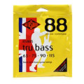 Rotosound RS88S Tru Bass 88 Black Nylon Tapewound Short Scale Bass StringsRS88S Tru Bass 88 Black Nylon Tapewound Short Scale Bass Strings