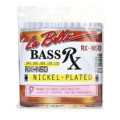 La Bella RX-N5D Rx Nickel Bass Strings - 0.045-0.130 5-string
