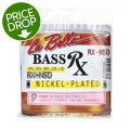 La Bella RX-N5D Rx Nickel Bass Strings - 0.045-0.130 5-stringRX-N5D Rx Nickel Bass Strings - 0.045-0.130 5-string