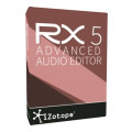 iZotope RX 5 Advanced Audio Editor - Upgrade from RX Plug-in Pack