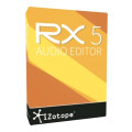 iZotope RX 5 Audio Editor - Upgrade from RX Plug-in PackRX 5 Audio Editor - Upgrade from RX Plug-in Pack