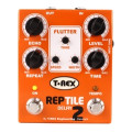 T-Rex Reptile 2 Tape-style Delay Pedal with Tap TempoReptile 2 Tape-style Delay Pedal with Tap Tempo