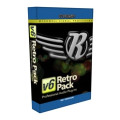 McDSP Retro Pack HD v6 Plug-in BundleRetro Pack HD v6 Plug-in Bundle