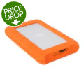 LaCie Rugged Mini 1TB USB 3.0 Portable Hard Drive