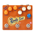 Analog Alien Rumble Seat Overdrive / Delay / Reverb PedalRumble Seat Overdrive / Delay / Reverb Pedal