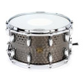 Gretsch Drums Hammered Black Steel Snare Drum - 8