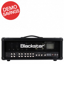 Blackstar Series One 200 - 200-watt Tube Head