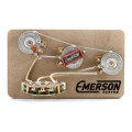 Emerson Custom 5-way Blender Prewired Kit for Fender Stratocasters - 250Kohm Pots5-way Blender Prewired Kit for Fender Stratocasters - 250Kohm Pots