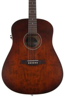 Seagull Guitars S6 Original Q1T - Burnt Umber