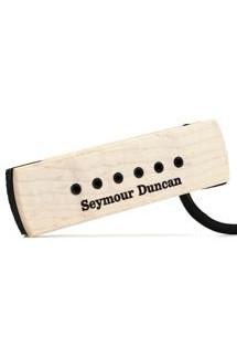 Seymour Duncan SA-3XL Adjustable Woody Acoustic Soundhole Pickup - Natural Hum-canceling