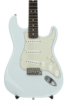 Fender American Special Stratocaster, Bone Nut Upgrade, Plek'd - Sonic Blue with Rosewood Fingerboard