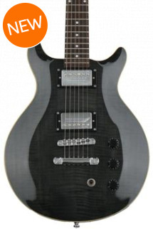 Hamer Archtop - Transparent Black Gloss