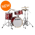 Yamaha Stage Custom Bebop 3-piece Shell pack - Cranberry RedStage Custom Bebop 3-piece Shell pack - Cranberry Red