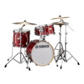 Yamaha Stage Custom Bebop 3-piece Shell pack - Cranberry Red