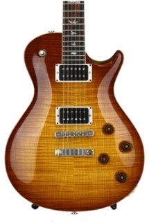 PRS SC 245 Artist Package - McCarty Sunburst with Pattern Neck