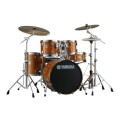 Yamaha DTX502 Hybrid Stage Custom Kit - Honey Amber
