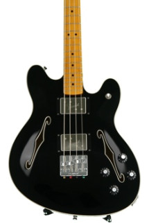 Fender Starcaster Bass - Black